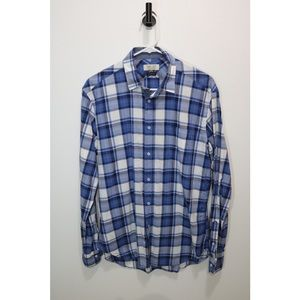 ZARA Man l Dress Shirt l Plaid l Sport Classic